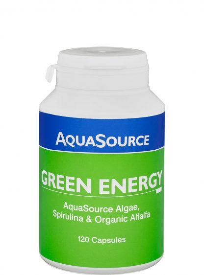 АкваСорс Зелена Енергия 120 капсули