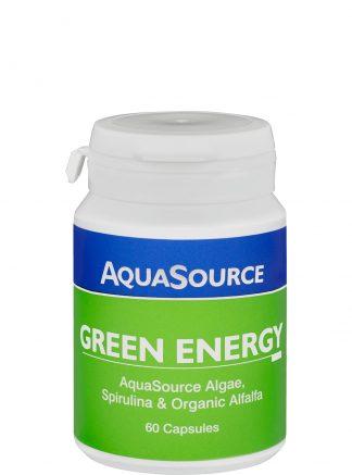 АкваСорс Зелена Енергия 60 капсули