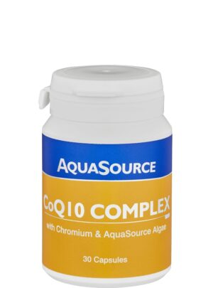 АкваСорс Коензим Q10 с хром