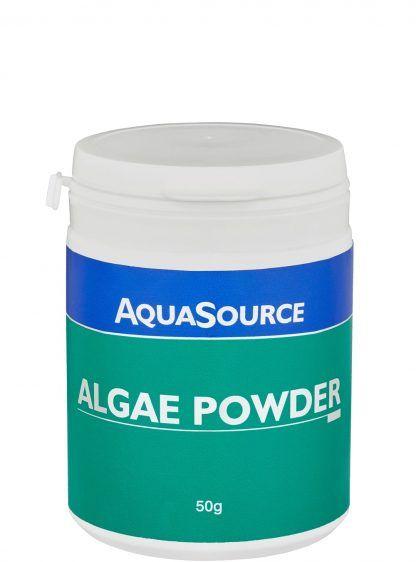 АкваСорс водорасли на прах 50 гр